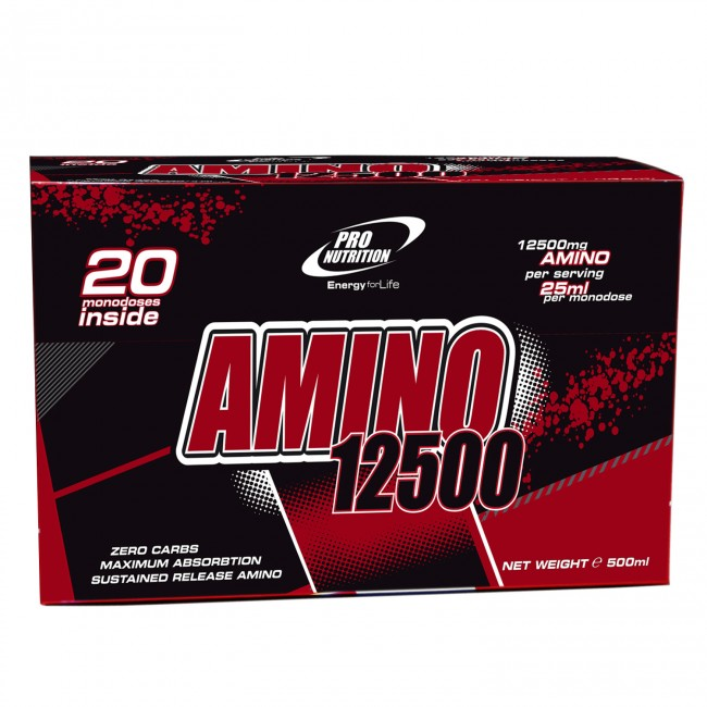 Amino 12500 - 20 ampulla