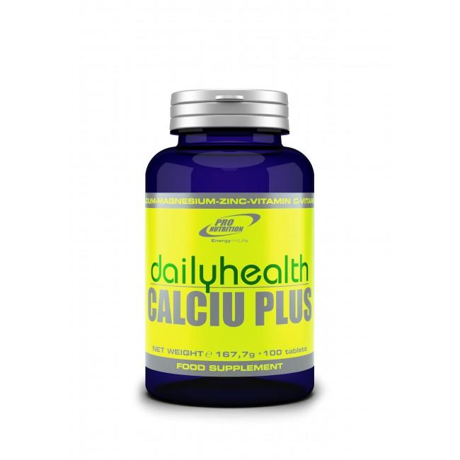 Daily Health Calciu Plus - 100 tabletta