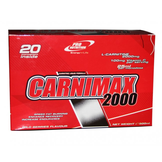PRO NUTRITION CARNIMAX 2000