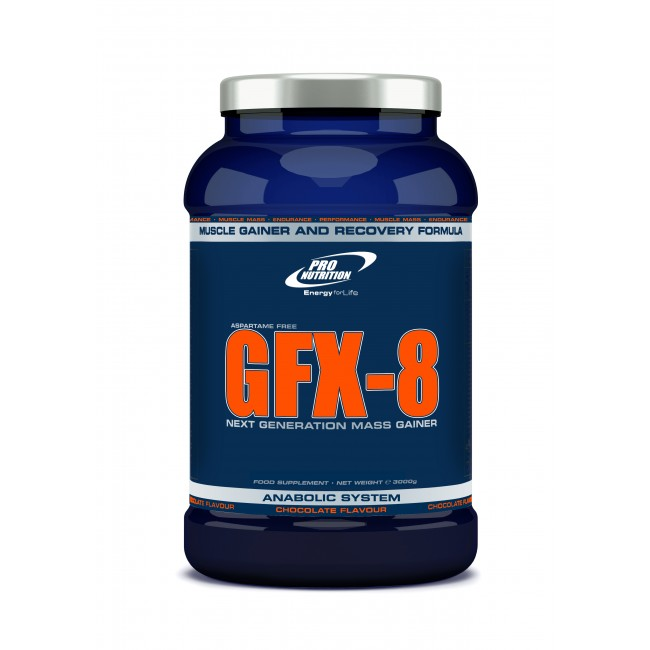 GFX 8 tömegnövelő 1500 g