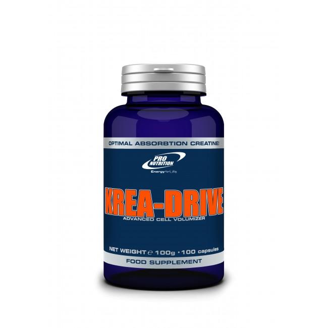 Krea-Drive 100 kapszula speciális kreatin