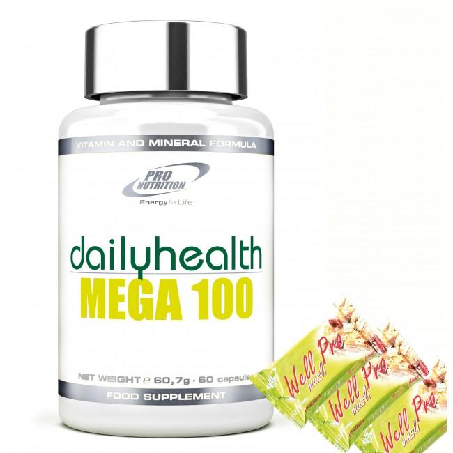 Pro Nutrition Mega 100 vitamin és ásványi anyag
