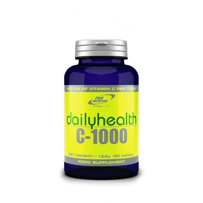 Pro Nutrition Vitamin-C 1000 100 kapsz.